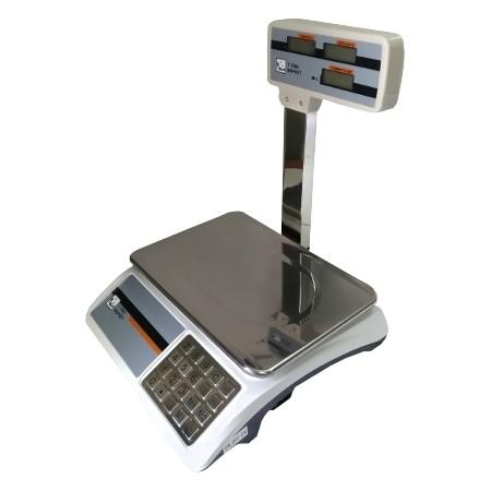 Весы торговые ФорТ-Т 769D (32; 5) LCD Маркет