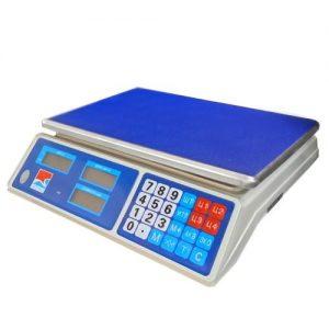 Весы бытовые GreatRiver DH-583 (32кг/5г) LCD