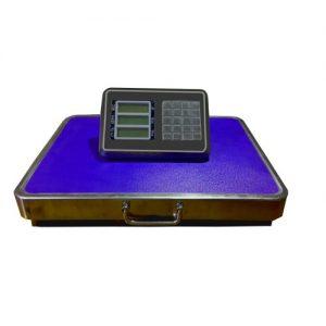 Весы бытовые GreatRiver DH-702A (300кг/50г) LCD радиоканал
