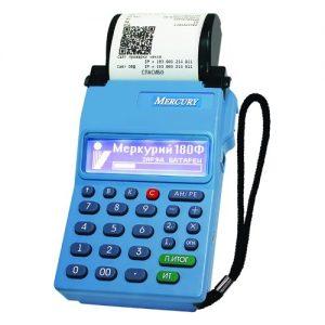 Кассовый аппарат Меркурий-180Ф (c GSM + WIFi ), без ФН